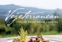Vegetarian / Vegeterranean: Italian Vegetarian Cooking www.EarthAwareEditions.com