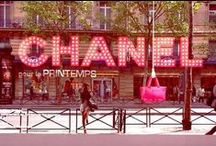 CHANEL-IZE MEEE!! / by Fashion & Fabulous