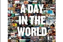 A Day in the World / www.mandalaeartheditions.com/A-Day-World-Jeppe-Wikström/dp/1608871460 / by Insight Editions