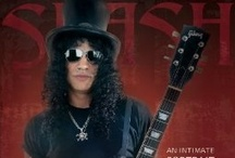 Slash: An Intimate Portrait / Photographs by Robert M. Knight - 