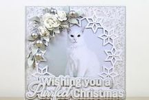 Cards / Cards I've made using my free cut files, free digi stamps/ sentiments or papers.