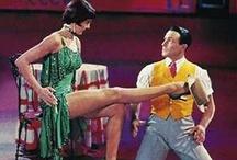 Gene Kelly - One of My Favorite Dancers / by Carmen Barela