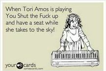 Tori Amos / by Jessica Schaeffer