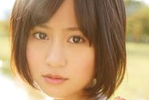 Atsuko Maeda / by J I