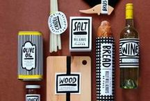 Pretty Labels & Packaging