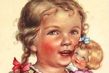 Children - Vintage Images / by Mary Hubbard