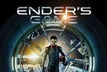 Ender's Game / Ender's Game: Inside the World of an Epic Adventure - http://www.insighteditions.com/Enders-Game-Inside-World-Adventure/dp/1608872777 / by Insight Editions