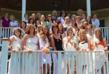 Girls' Weekend Fun / Dear friends from long ago?  The bridal party?  Come spend the weekend with us and have some fun!