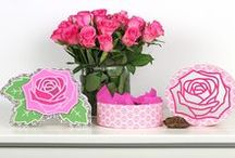 Roses are Pink SVG Collection