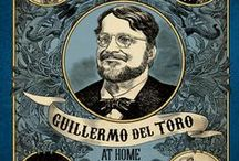 Guillermo del Toro / Book covers, images, news, excerpts and more from one of the most iconic filmmakers of his time, Guillermo del Toro