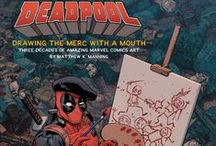Deadpool / Deadpool: Drawing the Merc with a Mouth http://amzn.to/2aveCF6
