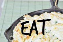 yum / yummy stuff / by shawnkathleen