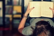 Reading / by Jordan Monago