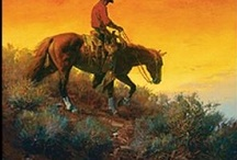 Cowboy-Western ART / by Paule Sullivan