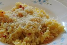 Risotti & Rice dishes / Lovely risotto! Try it once and you wont be able to stop eating!