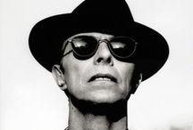 • B O W I E • / David Bowie...Need I say more?