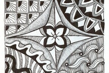 Doodles/Zentangles (Rangoli)  (page 2) / by Paule Sullivan
