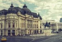 Romania / by Alexandra Balaban