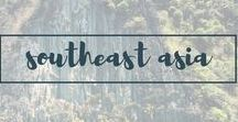 ::SOUTHEAST ASIA:: / Amazing photos, tips, packing lists, etc. specifically for Southeast Asia.