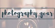 ::PHOTOGRAPHY GEAR:: / My favorite photography gear and my photography gear wish list.
