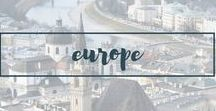 ::EUROPE:: / Amazing photos, tips and inspiration for all things Europe.