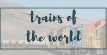 ::TRAINS OF THE WORLD::