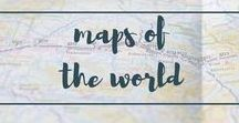 ::MAPS OF THE WORLD::
