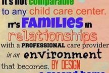 Child Care / by Paula Pereira