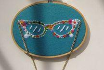 Stylish Stitchery! / by Lisa DiRocco