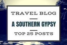 ::A SOUTHERN GYPSY : TOP 25 POSTS:: / Our most popular posts.