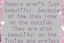 Beautiful people / by Donna Willhite