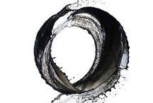 zen circle / zen circle :: enso  ::  inspiration for the zen circle necklace:  http://www.amyfriendjewelry.com/shop/zen-circle-necklace/