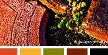 Палитры / Color palette