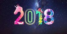 Creative Trends 2018 / Креативные тенденции 2018 от Shutterstock - https://www.shutterstock.com/blog/trends/ru/2018-creative-trends