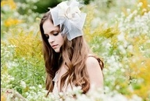 Wedding Style / Assorted wedding ideas for hairstyles, décor and favours. / by Weddingfavours.ca