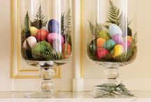 Easter Egg-citement / by Sherrie Holloway