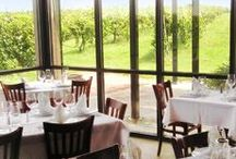 Vintage House Restaurant / Located on the Messina Hof estate in Bryan, Texas, The Vintage House Restaurant offers the finest dining with particular attention to fresh vineyard cuisine. Each and every dish incorporates one of our award-winning wines.