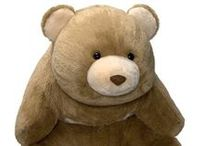 I <3 Snuffles / A GUND favorite for over 30 years! Snuffles features a unique crescent design and looks into your eyes with every hug.  / by GUND