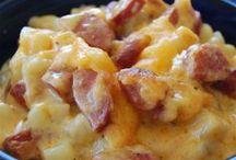 Main Dish Recipes / by Tony Kris
