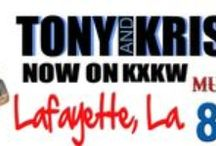 T&K News/Announcements / by Tony Kris