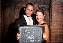 Cute Wedding Ideas / by Weddingfavours.ca