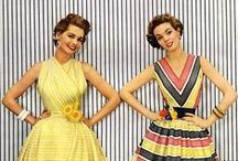 Vintage Style / Glamorous, gorgeous looks from decades past.