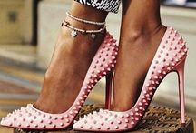Heelsforever / Shoes!! Crazy, fun, pretty, glitter, colors and labels. Only High heels