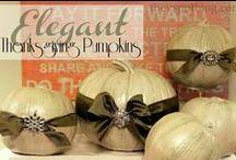 Pumpkins! / by Vivienne Wagner {The V Spot Blog}