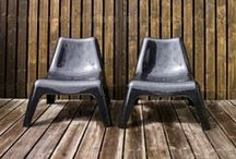 Chairs / by Brandie
