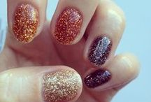 Thanksgiving / Fall Nails / by CosmoProf .