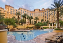 Las Vegas Family Resort / Wyndham Grand Desert is a family-friendly resort located just a few minutes from the strip. So whether you are here to hit the night scene or relax by the pool, this resort makes the perfect home base for a Vegas vacation