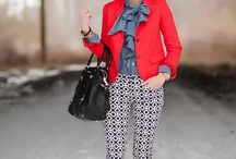 how to wear: printed pants / outfit inspiration for wearing printed pants