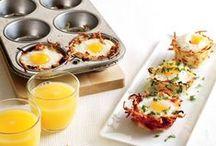 breakfast & brunch munchies