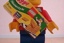 Leggo my Lego / by James J McMullen
